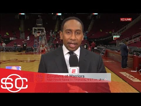 Stephen A.: 'I'd be shocked' if Cavaliers win more than one game vs. Warriors | SportsCenter | ESPN