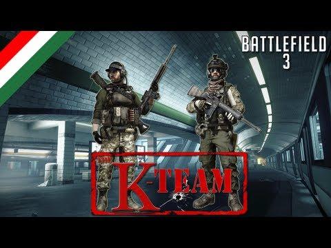 Battlefield 3: Rush on Operation Metro (PC) (HUN) (HD)