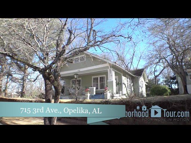 715 3rd Ave , Opelika, AL