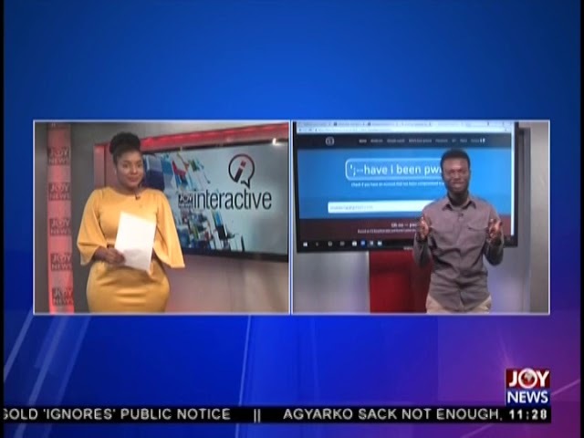 Tech Talk - JoyNews Interactive (8-8-18)