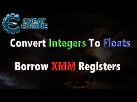 Game Hacking: Converting Value Types and Borrowing XMM Registries