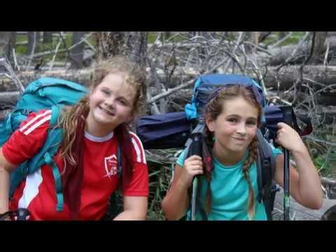 The Bimrose's 2017 Trip to the Colorado Rocky Mountains -Tonahutu Trail