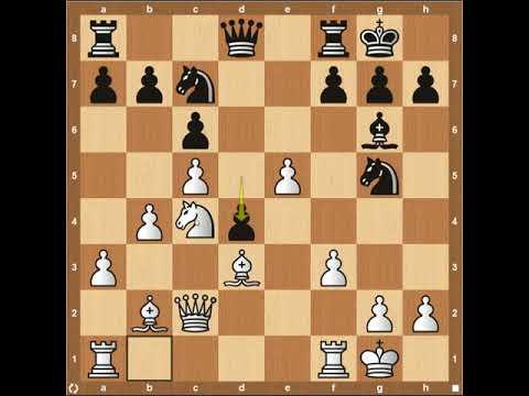 Tata Steel 2018 Round 3: Vishy Anand vs Fabiano Caruana