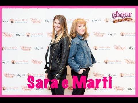 Sara e Marti #LaNostraStoria - Intervista alle protagoniste