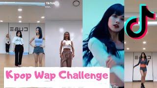 Kpop Idol Dance [WAP Challenge] Tik Tok complication : Hyolyn, CLC, Alexa, Oneus, Lisa, BTS, Jennie.