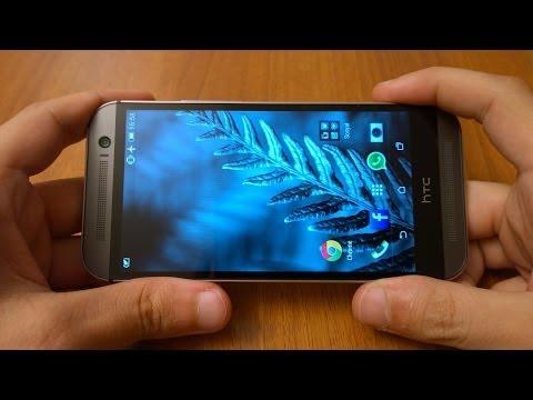 HTC One M8 inceleme