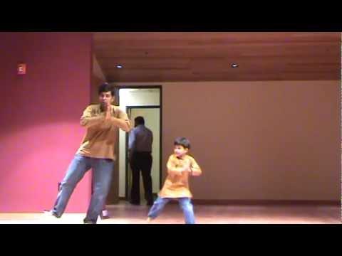 Deva Shree Ganesha Dance!!