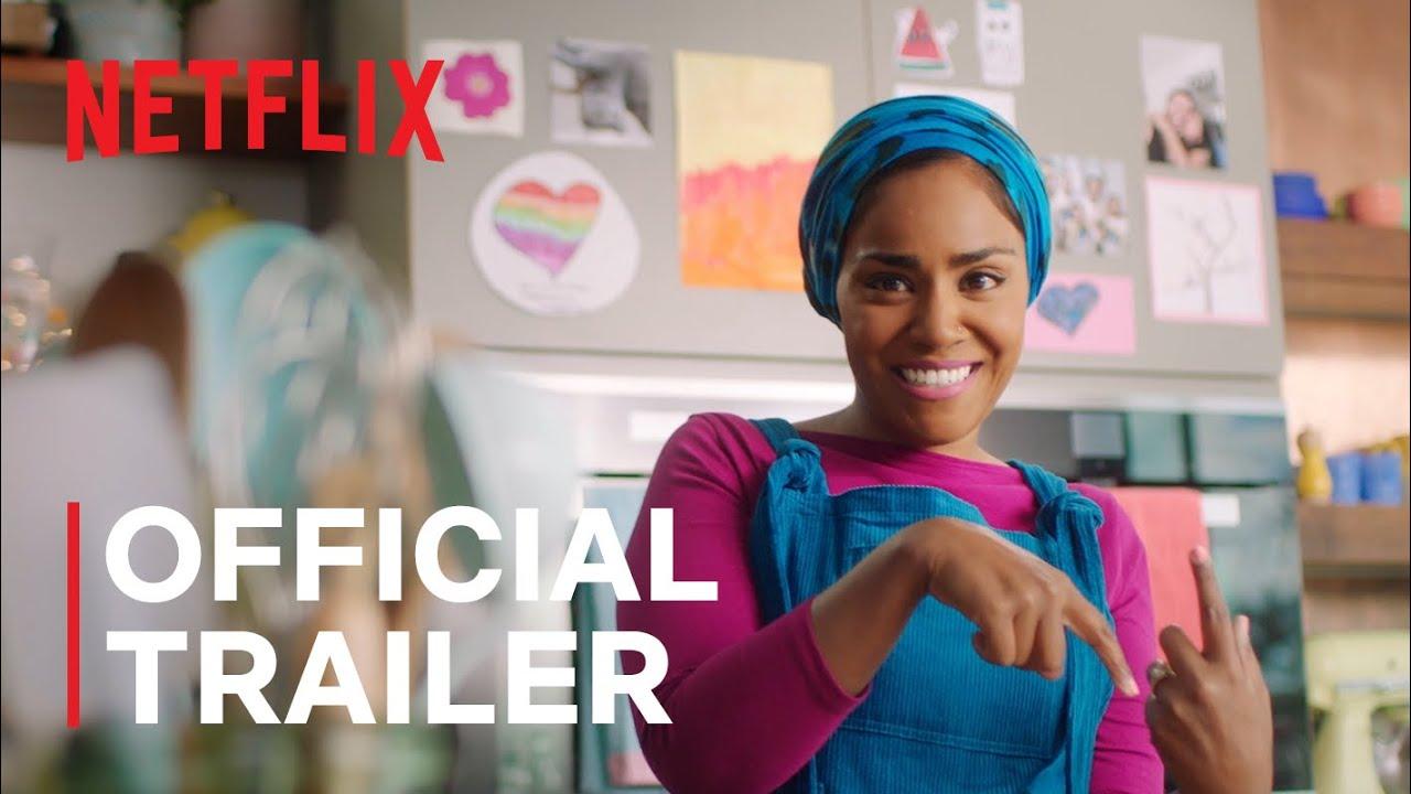 Nadiya Bakes   Official Trailer   Netflix