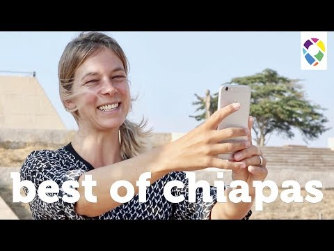 Explore The South Of Mexico | Best Of Chiapas - Part 2 -  Ep. 025