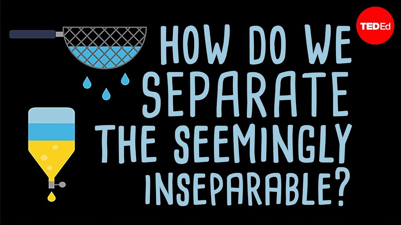 Download How do we separate the seemingly inseparable? - Iddo Magen