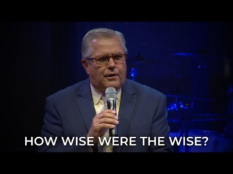 How Wise Were the Wise? – Wayne Huntley