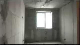 видео Штукатурка стен, пола и потолка