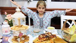 حال البنات في رمضان 2020 | أول يوم رمضان | سوار وماسة
