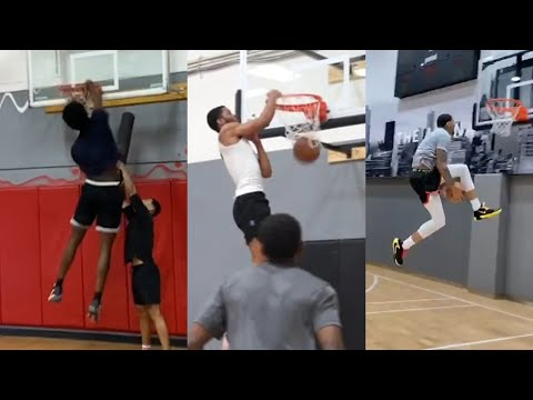 Future NBA Players 2020 Pre Draft Workouts 😮 LaMelo, RJ Hampton, Tyrese Maxey, James Wiseman