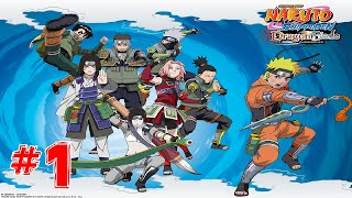 Naruto Shippuden Dragon Blade Chronicles Walkthrough Part 1 Opening