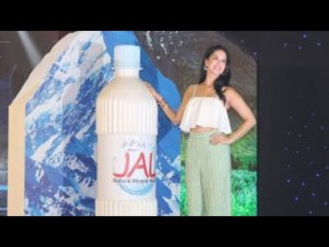 Sunny Leone At Torque Pharma's new Product JAL Mineral Water Launch - 동영상
