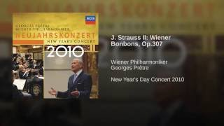 J. Strauss II: Wiener Bonbons, Op.307