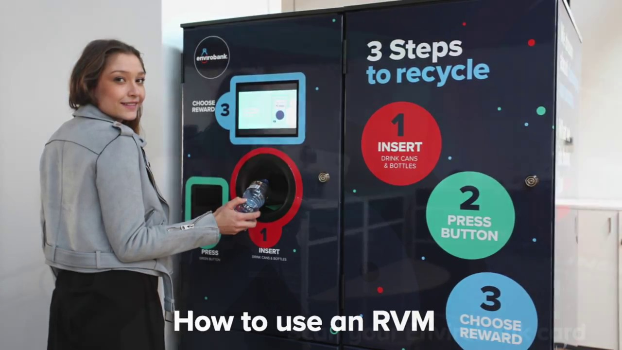 Pvc Manufacturers And Suppliers Companies In Turkey Mail: How To Use A Reverse Vending Machine