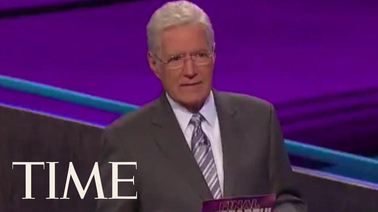 Final Jeopardy: A heartfelt farewell to Alex Trebek