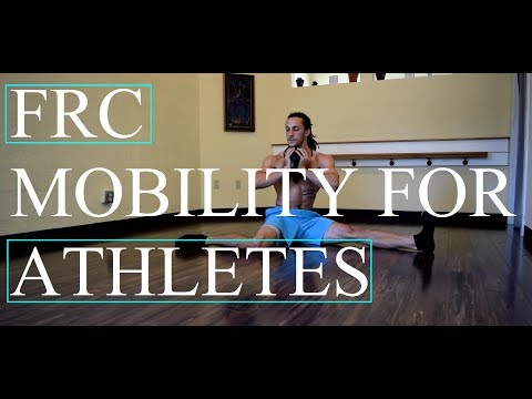 FRC Mobility Workout: Hips, Groin, Hamstrings