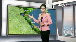 VTC14 | Bản tin thời tiết Đô thị 14/12/2017| Thủ đô Hà Nội rét đậm