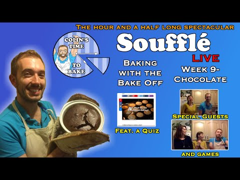 Making Soufflé LIVE- GBBO Technical Challenge | Week 9 Chocolate Week