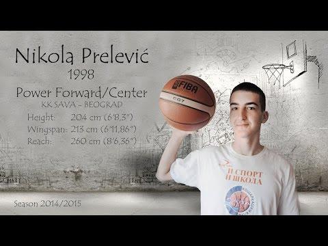 Nikola Prelević - Power Forward/Center