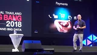 Blockchain by Intrepid CEO Thailand Digital Big Bang 2018