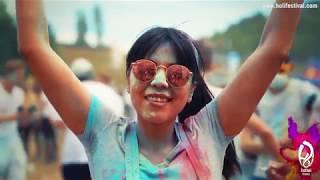 Aftermovie Tour 2017 Holi Festival Of Colours™