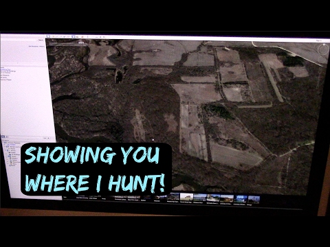 Using Google Earth And Topo Maps For Deer Hunting