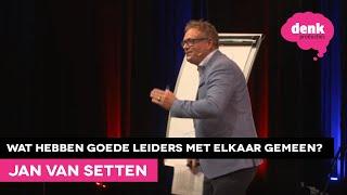 Jan van Setten: De TomTom voor persoonlijk leiderschap