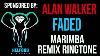 Enjoy marimba remix of faded (by alan walker). download now! ________________________________________________ this ringtone: http://smarturl.it/fade...