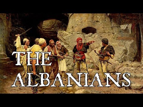 History Of The Albanians: Origins Of The Shqiptar