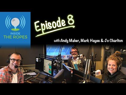 Inside The Ropes Australian golf podcast: Episode #8