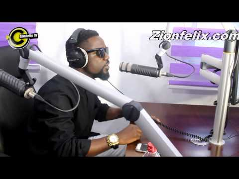 Sarkodie, Shatta Wale And Stonebwoy Freestyle Competition