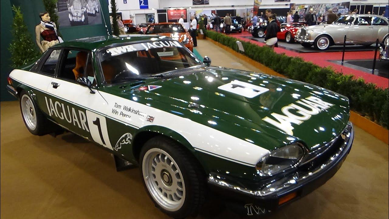 1983, Jaguar TWR XJS - YouTube