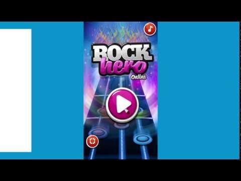 Rock Hero Guitar (USA) ~ GamePlay ~ Opening & Gaming 1 Song ~ W10 Game App ~ 720pᴴᴰ ~ 2018 ~ W10