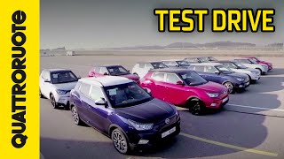 SSangyong Tivoli 2015 Test Drive - Premiere