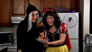 Caramel Apples Recipe - Happy Halloween