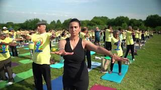 5th International Yoga Day June 16, 2019 Highlights