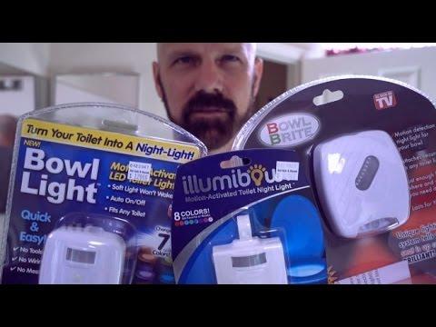 Bowl Light vs Illumibowl vs Bowl Brite