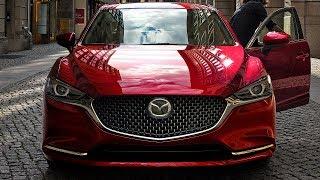 Mazda6 (2018) Ready to fight Honda Accord