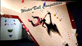 Asana's 2019 Winter Ball Bouldering Competition- Official Highlights