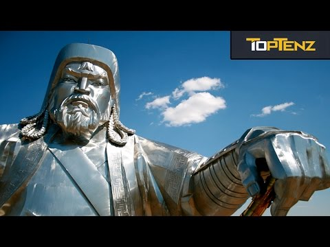 Top 10 HORRIFYING Facts About the GENGHIS KHAN
