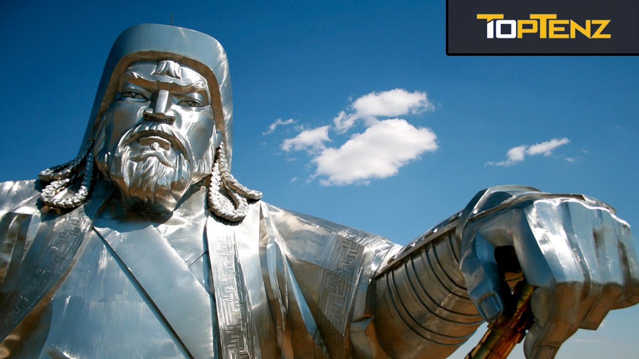 top 10 horrifying facts about the genghis khan youtube