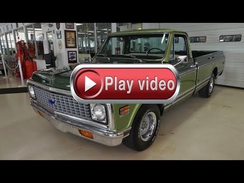 SOLD   SOLD   SOLD 1972 Chevrolet Cheyenne C10 Super 45K Actual Miles