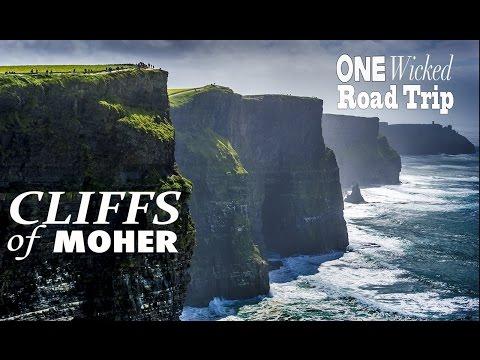 Cliffs of Moher, Burren Ireland: Episode 8