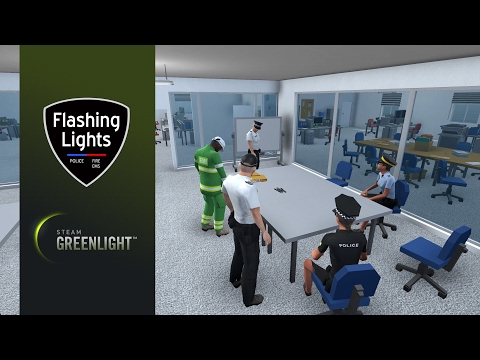 Flashing Lights [Steam Greenlight]