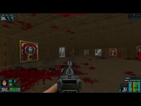[Project Brutality] Maps Of Chaos (Doom 2) - Map 31 (Wolfenstein)