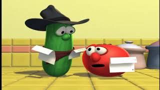 VeggieTales: Moe and the Big Exit Countertop Scenes